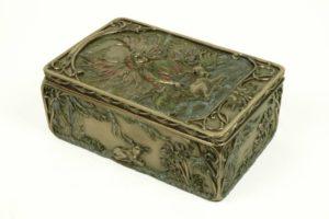 01-Caja para tarot Hada de las Nieves