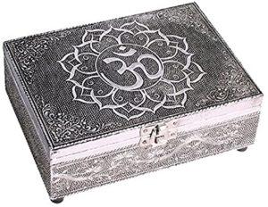 01-Caja para tarot Om