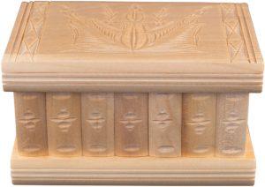 01-Caja para tarot llave oculta blanco