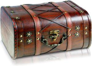 01-Caja para tarot maleta vintage