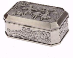 01-Caja para tarot relieve pastores